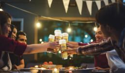 Beer Knights' Quest reward beer uai